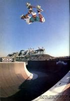 R.a.D Issue 58: Christian Hosoi, Raging Waters. Steve Keenan Picture.