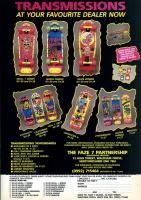 Transmissions Skateboard Advert R.a.D 1987
