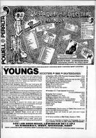Skateboard and BMX Adverts from 1987: Skate'n'Surf and Youngs Cycles