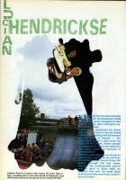 Lucian Hendrickse Lien at Latimer Road
