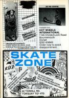 Skateboard Adverts 1987 R.a.D Magazine