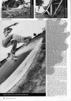 Skateboard in Newbury Article