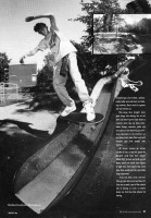 Reuben Goodyear, Kensington slide slide