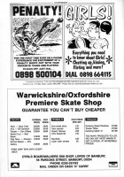 Voiceline and Cyrils Boardwalkers Sk8 Shop Adverts