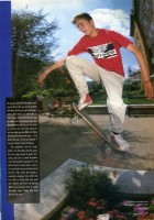 Will Bankhead Skating in the City 1989