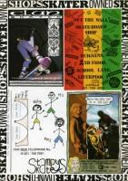 Skater Owned Shops Adverts November 1989