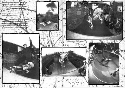 Life Liberty and Pursuit of Skateboarding